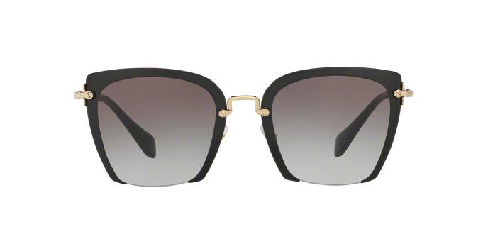 Okulary przeciwsłoneczne Miu Miu MU 52RS 1AB0A7 52