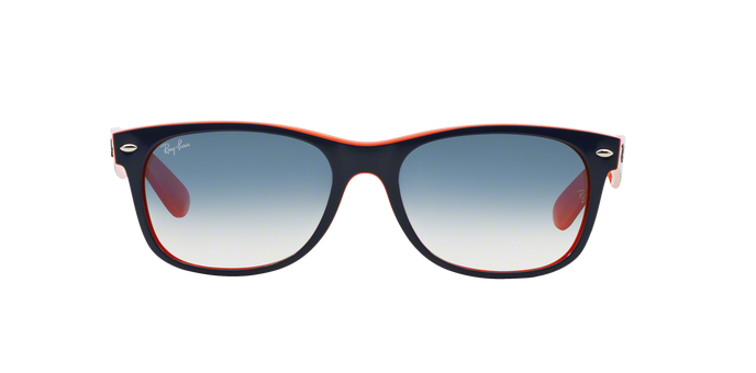 Okulary przeciwsłoneczne Ray-Ban RB 2132 789/3F 55