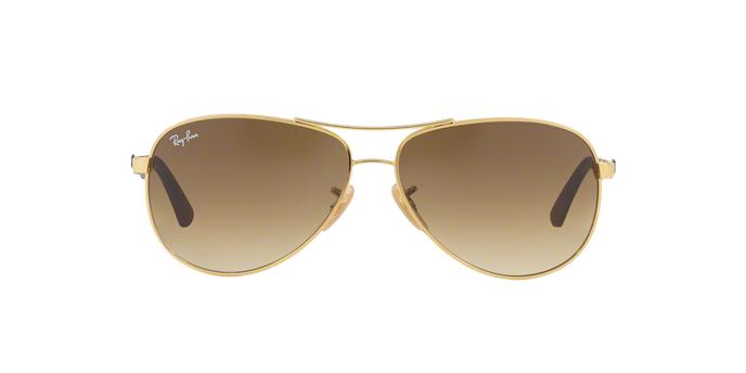 Okulary przeciwsłoneczne Ray-Ban RB 8313 001/51 58