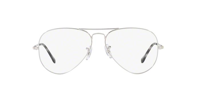 Okulary korekcyjne Ray-Ban RX 6489 2501 55