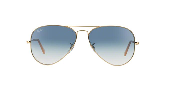 Okulary przeciwsłoneczne Ray-Ban RB 3025 001/3F 58